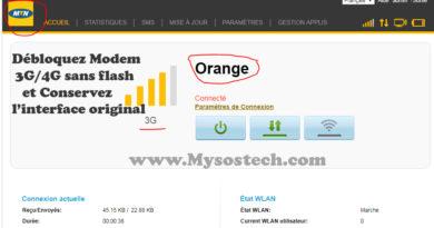 Debloquer modem vodafone 4g cameroon ZTE M028T - My Sos Tech