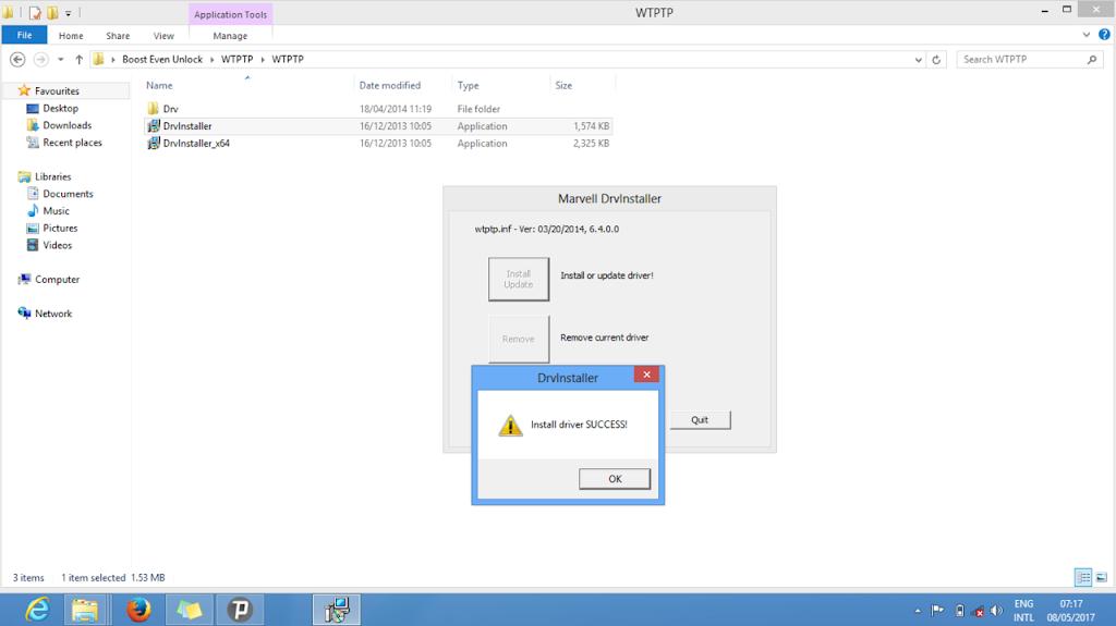 modem vodafone 4g install usb unlock / flash drivers - My Sos Tech