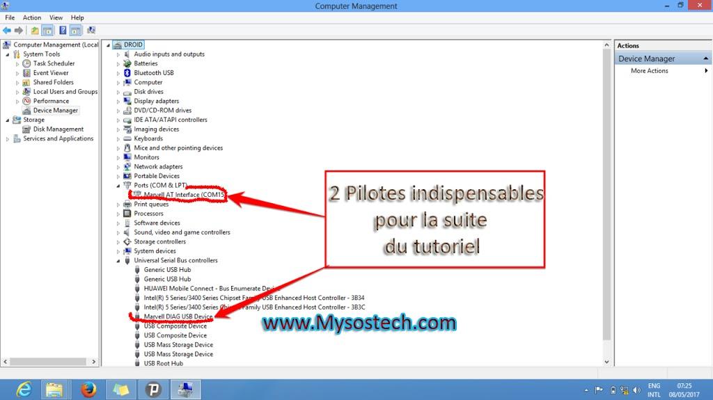 modem vodafone 4g install usb unlock / flash drivers - My