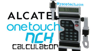 alcatel nck calculateur modem et tephone