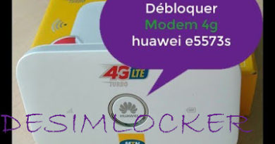 desimlocker huawei e5573 Modem wifi 4G - My Sos Tech