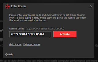 driver booster 5.0.3.393 key