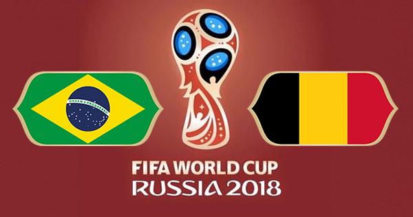 Bresil Belgique Coupe du Monde BRESIL 2018