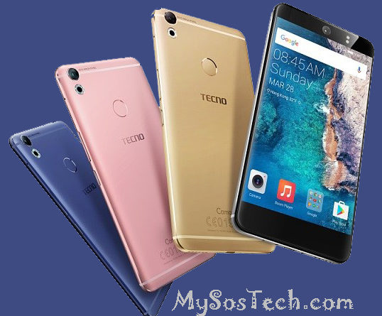 DONWLOAD TECNO Camon CX Firmware Rom scatter flash file Tested - My