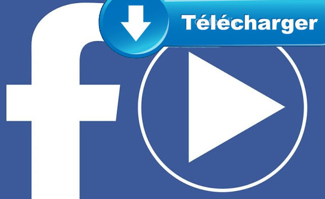 facebook video telecharger logo