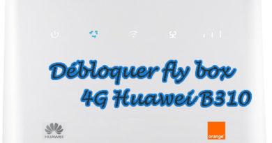 debloquer flybox b310