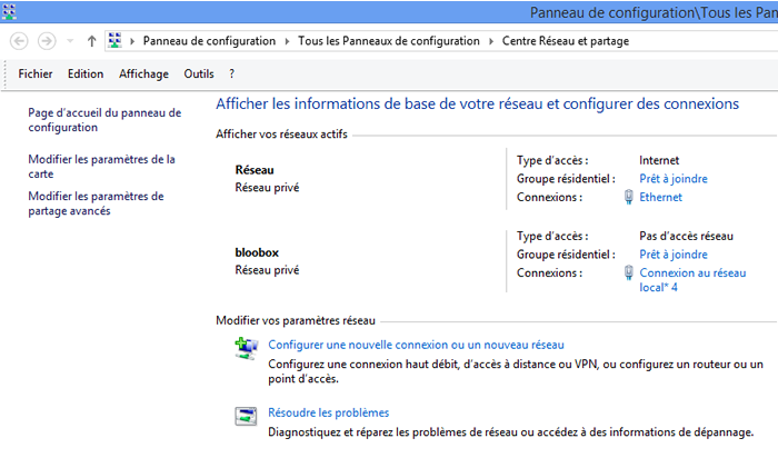 Comment faire un partage de connexion sur Windows 1