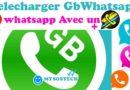 Telecharger Gbwhatsapp dernière version 6.75
