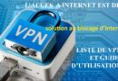 internet vpn solution blocage facebook et autres Android, windows