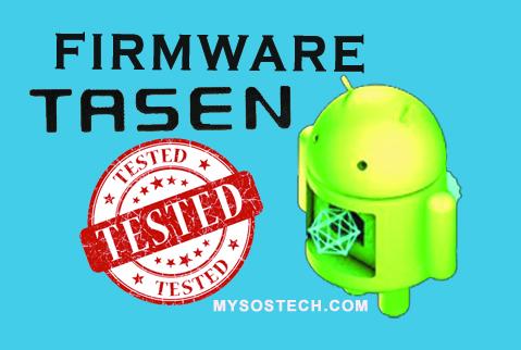 TASEN FIRMWARE COLLECTION MTK flash file - My Sos Tech